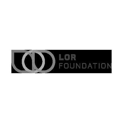 Lor Foundation logo